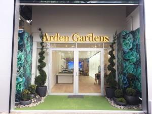Arden Gardens Display Suite
